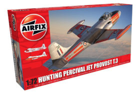 Hunting Percival Jet Provost T 3 1 72