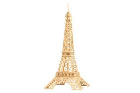Ξύλινη Κατασκευή 3D Puzzle Πύργος του Άιφελ P030