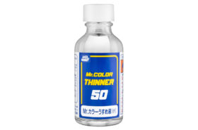 Mr. Color Thinner 50 (50 ml) Gunze T-101