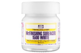 Mr. Finishing Surfacer 1500 White - 40ml Gunze SF-291