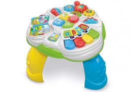 Βρεφικό Παιχνίδι Τραπέζι Δραστηριοτήτων Baby Clementoni