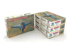 France Rafale C Fighter HobbyBoss 1:48