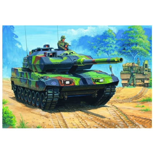 German Leopard 2 A6EX Tank 135