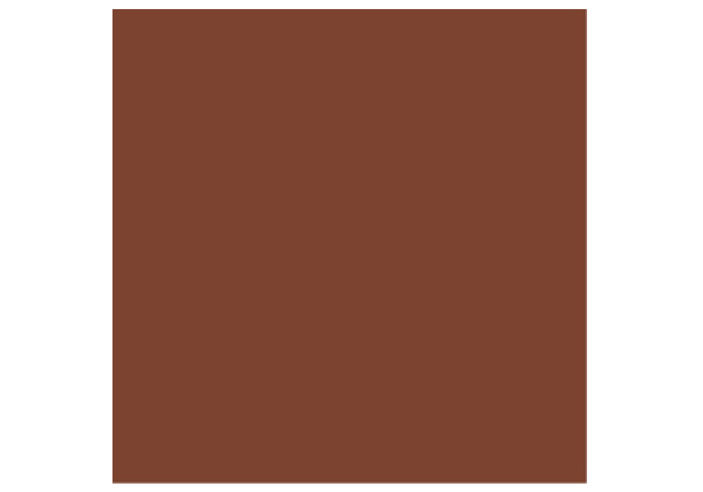 Gunze GSI Creos H-463 Red-Brown Flat (10 ml)