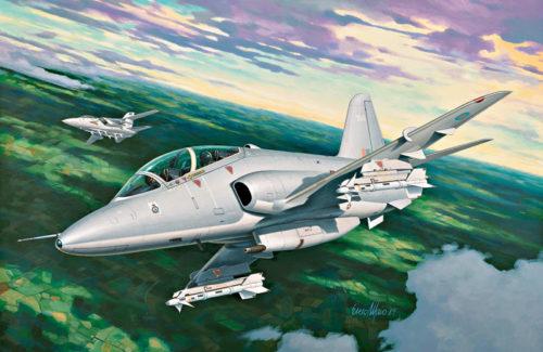 Hawk Mk.I Italeri 71186