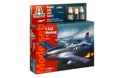 Italeri Model Set 71086