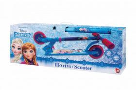 Λαμπάδα με Πατίνι Frozen
