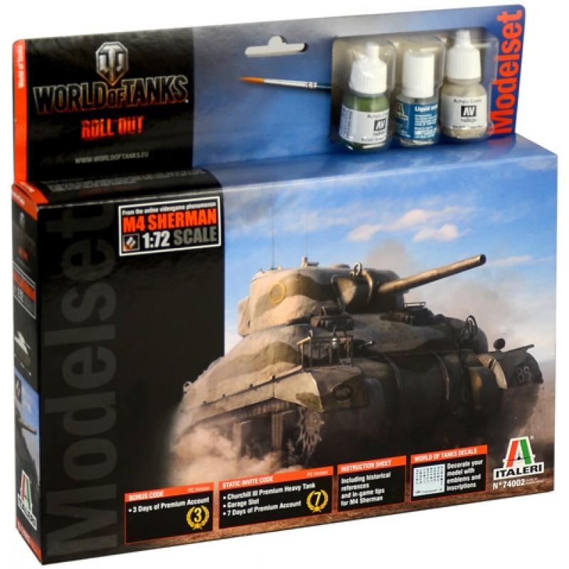 M4 Sherman 74002