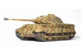 Μεταλλικο Αρμα Μαχης Dragon King Tiger 135