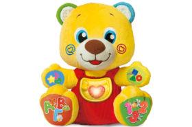 Πίπης το Αρκουδάκι Baby Clementoni