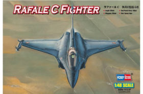 Rafale C Fighter 1:48 Hobbyboss