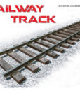 Railway Track European Gauge Miniart 1:35