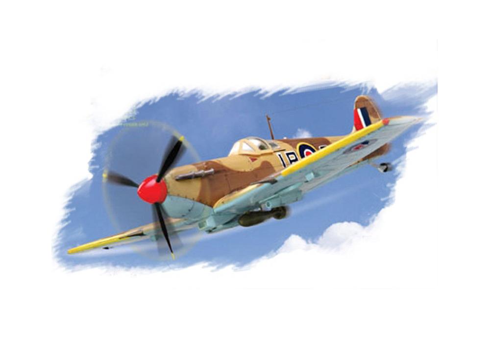 Spitfire MK.Vb TROP 1:72