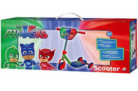 λαμπάδα scooter pj masks