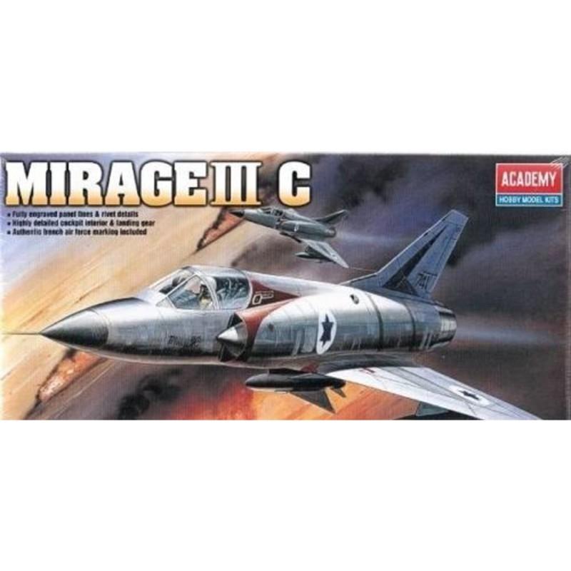 MIRAGE III C 1 48 ACADEMY
