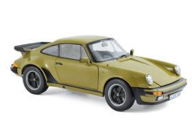 Porsche 911 Turbo 3 3l 1977 - Olive Green