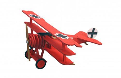 Avion Fokker DR I – Red Baron – Junior Collection