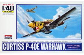 Curtis P-40 Warhawk 148 MicroAce
