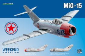Eduard MiG-15 Weekend Edition 172
