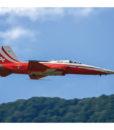 F-5 TIGER Patrouille Suisse 50th Anniversary