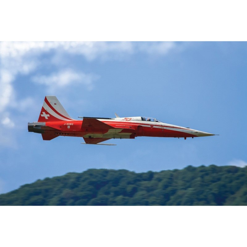 F-5 TIGER Patrouille Suisse 50th Anniversary 1:72