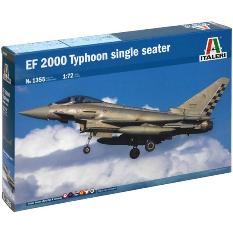 Italeri 1355 EF 2000
