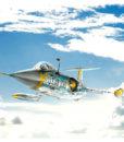 Italeri F-104 A - C Starfighter 1359