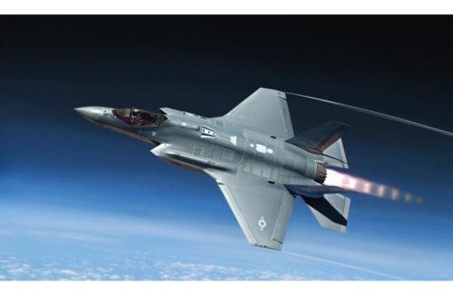 Lockheed F-35A Lighting II 1:35