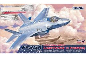 Lockheed Martin F-35A Lightning II Fighter