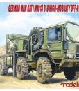 172 German MAN KAT1M1013 8 8 High-Mobility off-road truck