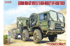 172 German MAN KAT1M1013 8 8 High-Mobility off-road truck