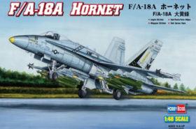 F/A-18A HORNET 1:48 HOBBYBOSS