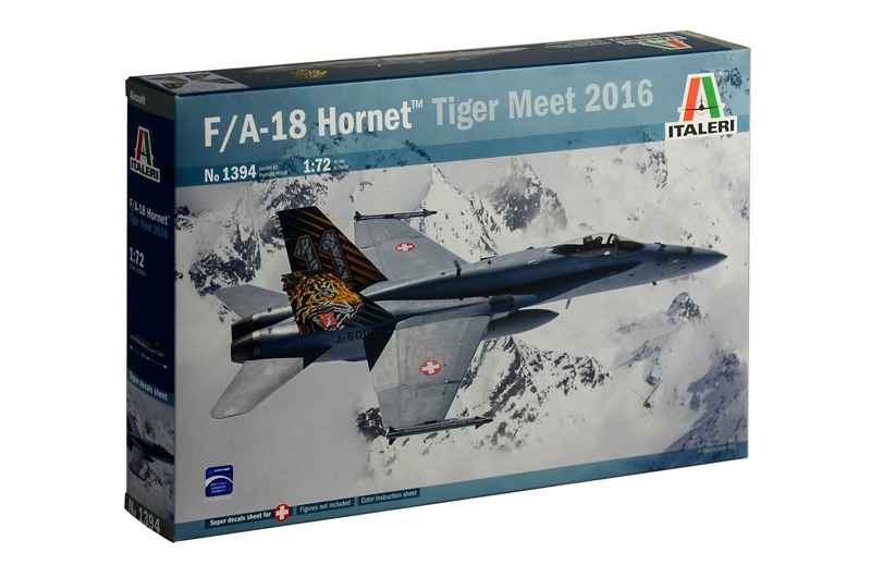 FA-18 HORNET Tiger Meet 2016 172