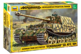 German Tank Destroyer Ferdinand SD KFZ 184 135