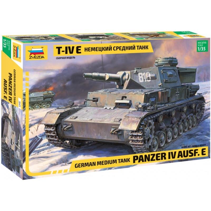 Panzer IV Ausf E Zvezda 135