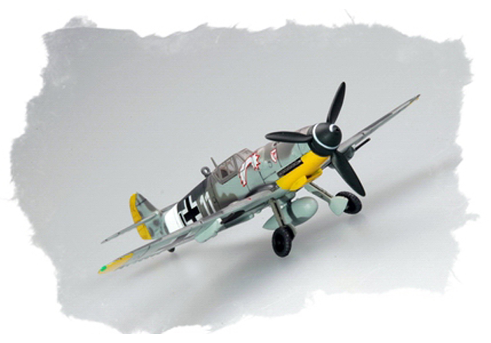 1 72 Bf109 G-6 (early) HobbyBoss