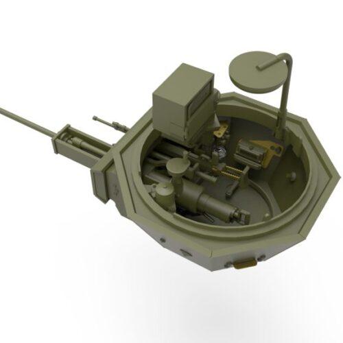 35219 MiniArt Interior Kit