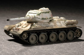 T-34-85 Model winter marking 172 Easy Kit