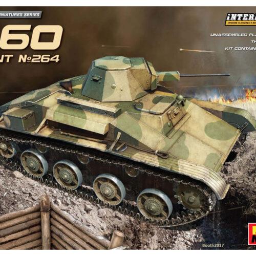 T-60 Plant № 264 Interior Kit 35219 MiniArt