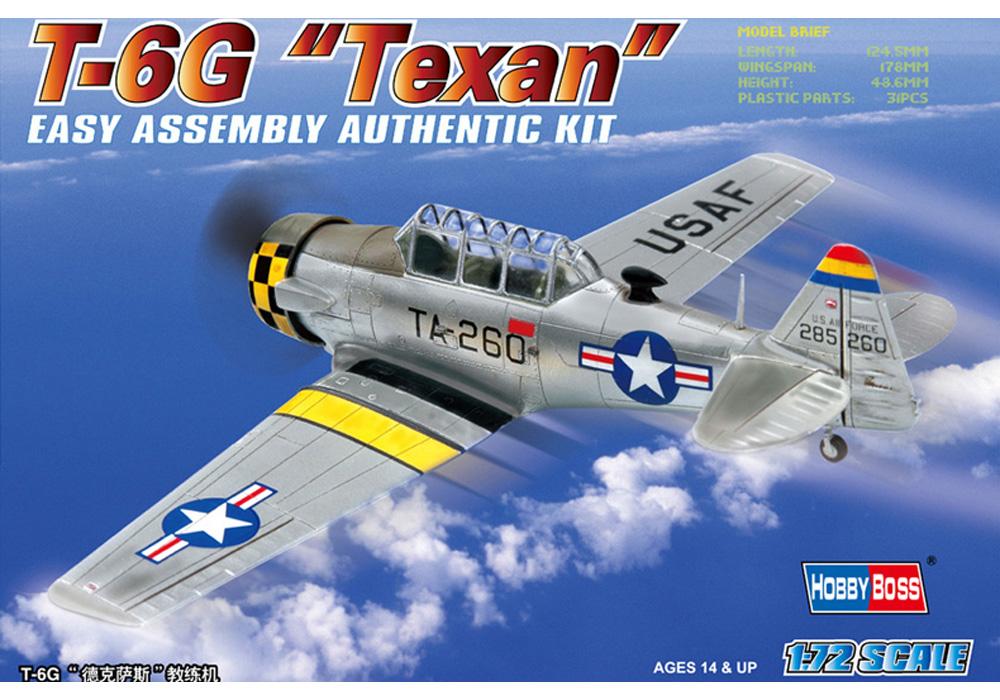 T-6G TEXAN HOBBYBOSS 172