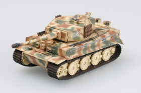 Tiger I Late Production 1:72 Easy Model Μεταλλικα Αρματα