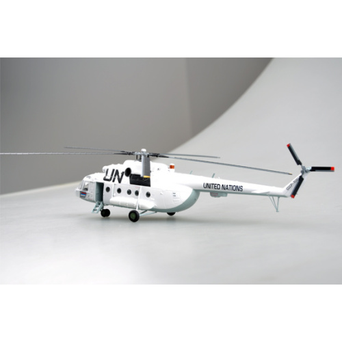 Easy Model Helicopter Mi-17 United Nations Russia 1:72