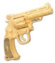 Ξύλινη Κατασκευή 3D Puzzle Συναρμολογούμενο Όπλο Bulldog P116