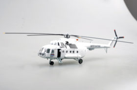 Metallika Elikoptera Mi-17 United Nations Russia 1:72