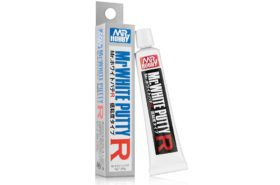 Mr White Putty R (Low Viscosity Vers) P-123