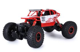 Τηλεκατευθυνομενα Αυτοκινητα για Παιδια Rock Crawler 4X4 1:18