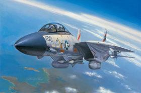 F-14A Tomcat HobbyBoss 80276