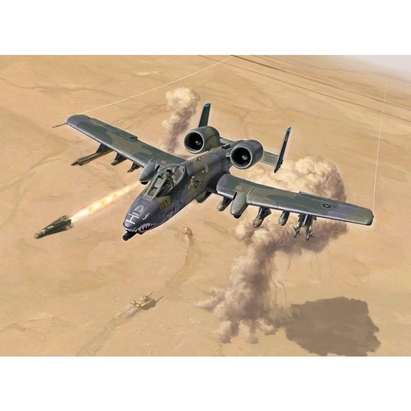 GULF WAR A-10 A/C THUNDERBOLT II 1:72