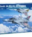 Saab JA 37 - AJ 37 Viggen 1:48
