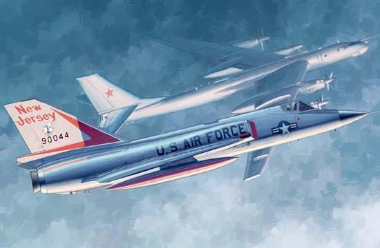 US F-106A Delta Dart 1:48 Trumpeter